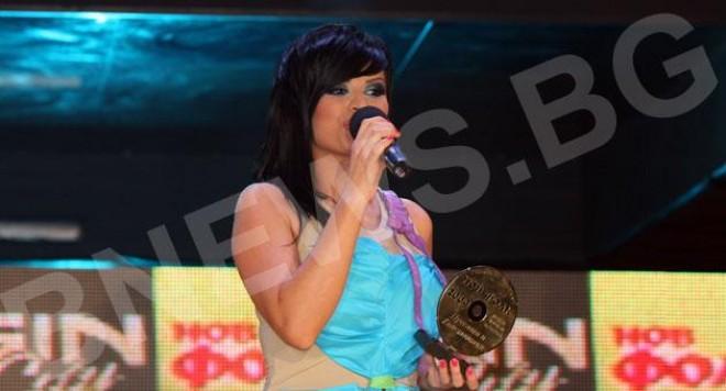 Преслава - Певица на годината. Няма лъжа! (ВИДЕО)