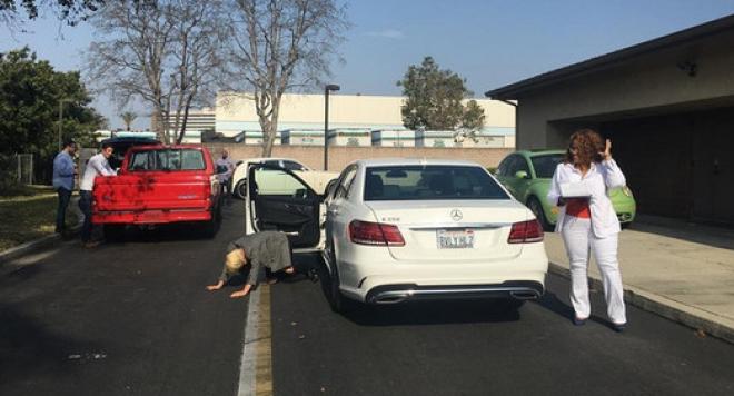 Най-сетне! Лейди Гага взе шофьорска книжка