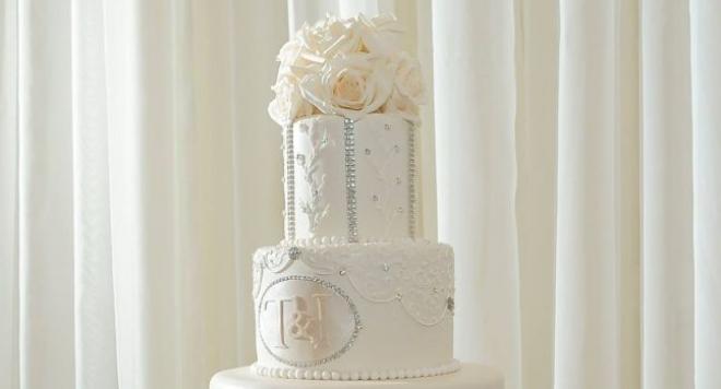 Чалга звезда се омъжи като принцеса в Лас Вегас (СНИМКИ)