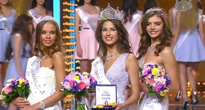 Мис Русия 2016 отнесе корона за 1 млн. долара (ВИДЕО)