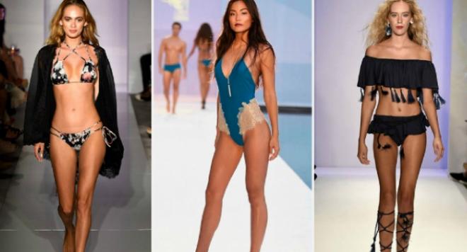Горещи летни тенденции на бански костюми за 2017 (СНИМКИ)