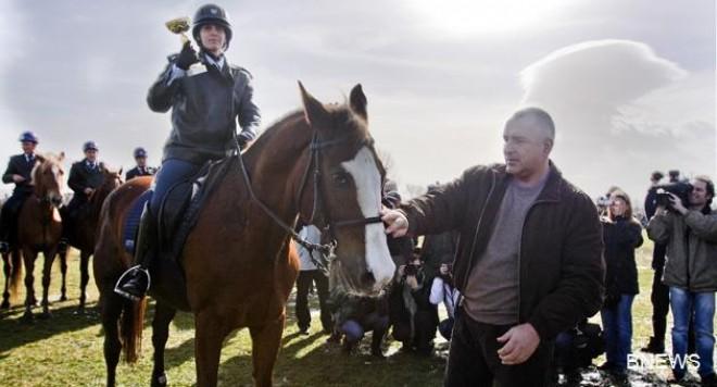 Бойко празнува Тодоровден с конете