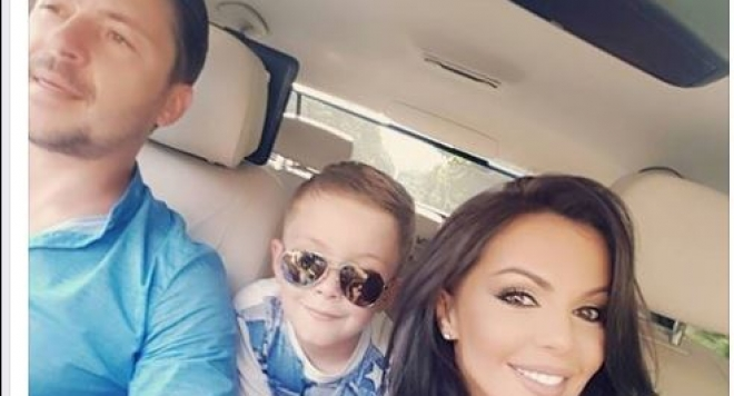 Галена спретна супер тузарско парти за ЧРД на сина си