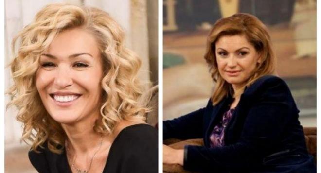 Гала и Ани Салич в свирепа война!