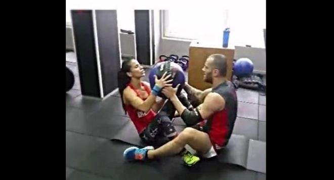 Гергана Капзамалова и Деян Топалски се събраха