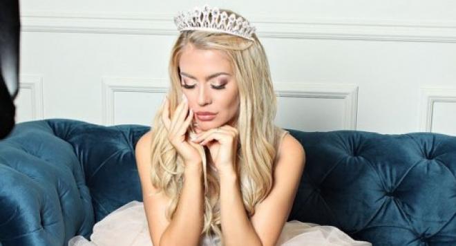 Тони Тонева е носителка на първата титла Мисис Стара Загора