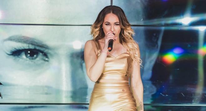 Невена Пейкова представи дебютния си албум пред приятели, почитатели и звезди (Галерия)
