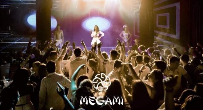 Левски отпразнува влизането в Лига Европа с шумен купон на участие на Емануела в Megami Club - Hotel Marinela