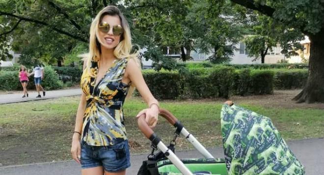 """Снимка: Михаела от """"София ден и нощ"""" в топ форма три дни след раждането"""