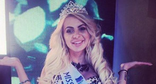"""Габриела Попова стана първа в Европа и на Балканите,  грабна короната """"Miss Summer Europa"""""""