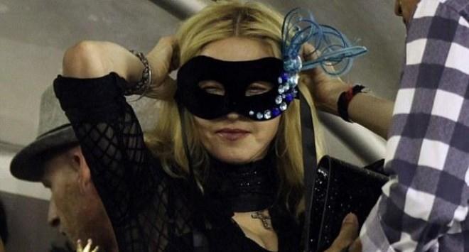 Мадона и компания в ритъма на карнавала