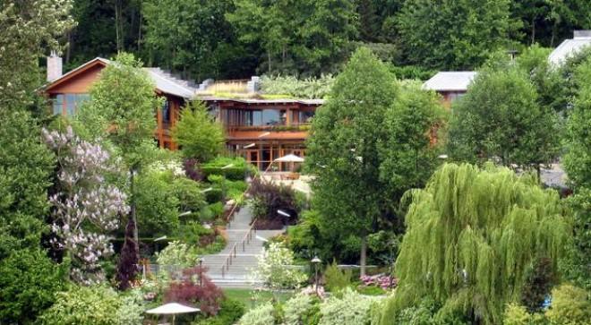 Домовете на богатите: по-бляскави от всякога