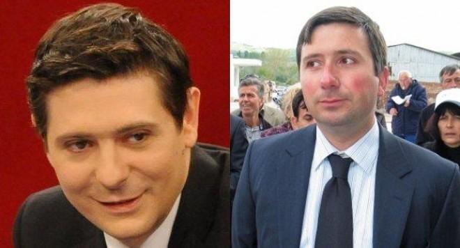 Сродиха Виктор Николаев и Иво Прокопиев
