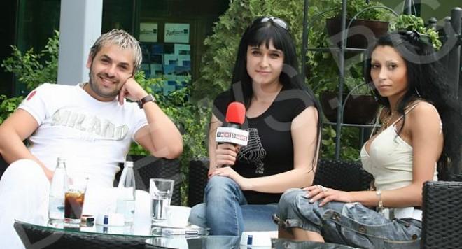 Радо и Анжелика биха се снимали за еротично списание (ВИДЕО)