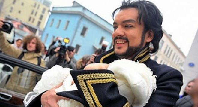 Филип Киркоров се размина с дело за 15 млн. рубли