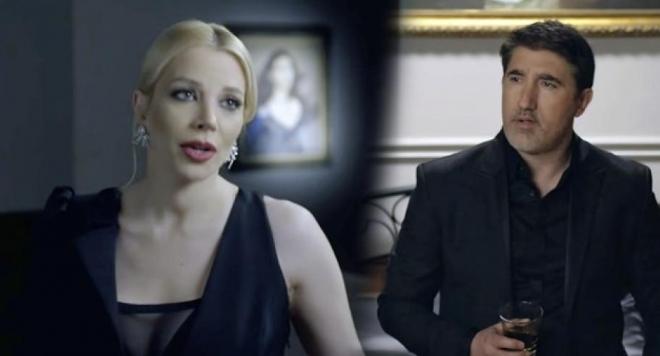 Смехотворни реплики си разменят Башар Рахал и Емилия в клипа
