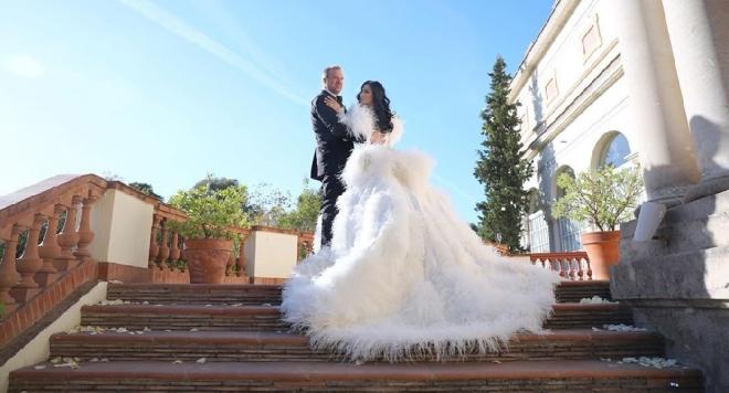 Всичко за сватбата на Цеци Красимирова и Майкъл Струмейтис (Снимки)