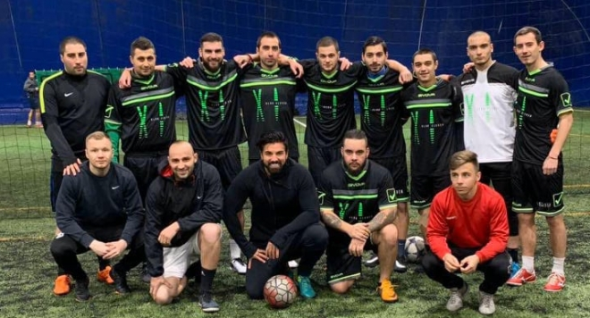 Джизъса оглави футболен клуб Eleven