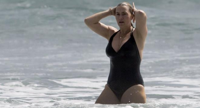 "Кейт Уинслет замяза на ""Титаник"""
