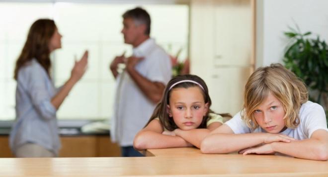 Разведените родители не са врагове, а децата не са техни заложници