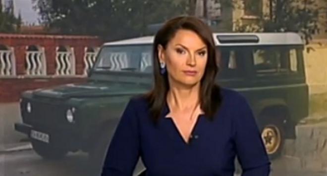 Ани Салич прекали с ботокса, чете новините с учудена физиономия