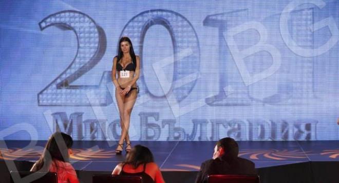 Новата Мис България-умна и красива