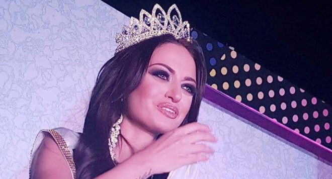 Бети Методиева води конкурса Miss Top of the world в България