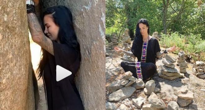 Цеци Красимирова отчаяно пробва да зачене с молитви и древни ритуали