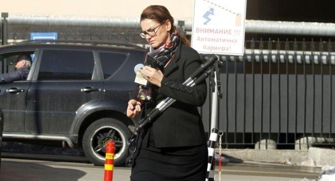 100-килограмовата Ани Салич се ожали: 18 бона на месец не ми стигат!