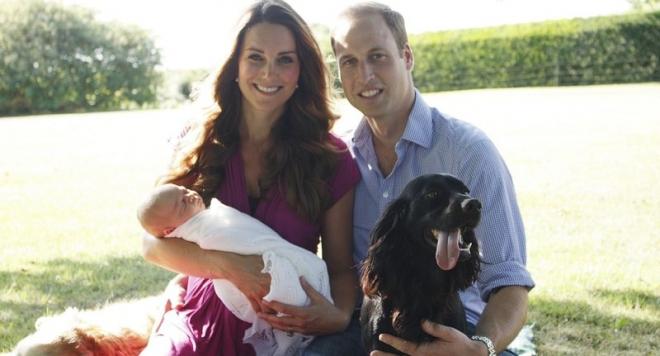 Момиченцето на Уилям и Кейт ще се казва Алис