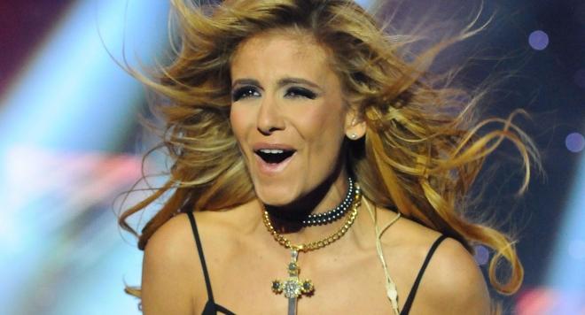 Анелия с концерт в Испания