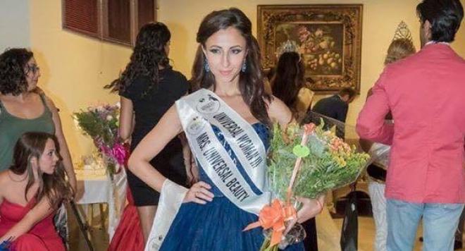 Мисис България Виктория Николова се класира трета на международния конкурс Universal woman (Снимки)