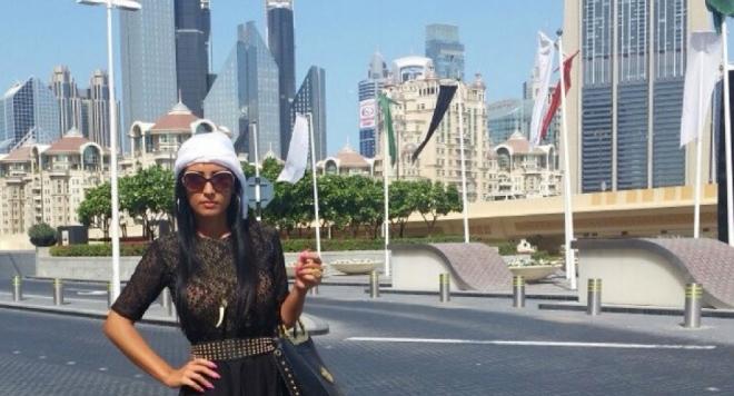 Джена шари 1 млн. за апартамент в Дубай