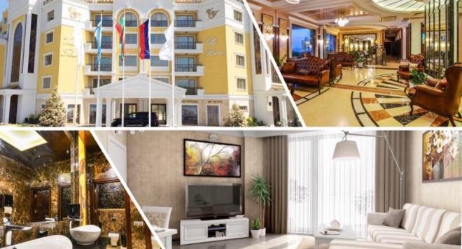Перлата на българското Черноморие-Апарт хотел Вила Флоренция