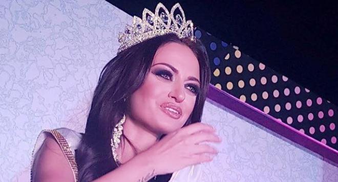 Световен успех за Лейди България! Елизабет Методиева стана  Miss Top Of the World
