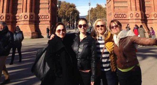 Лора Крумова и Галя Щърбева пилеят пари по скъпи почивки и пак не могат да похарчат заплатите си