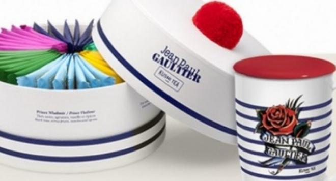 Готие представи дизайнерски опаковки за чай