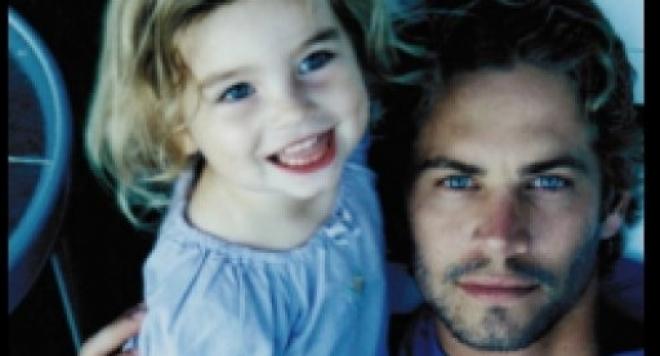 18-годишната дъщеря на  Пол Уокър - красавица като баща си  (ФОТО)