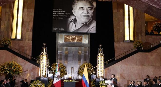 Светът се сбогува с Габриел Гарсия Маркес