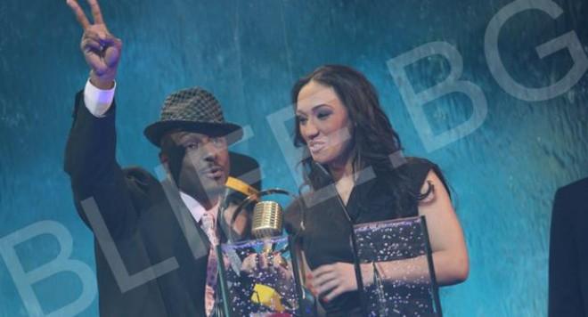Мария Илиева с награда за най-добра песен