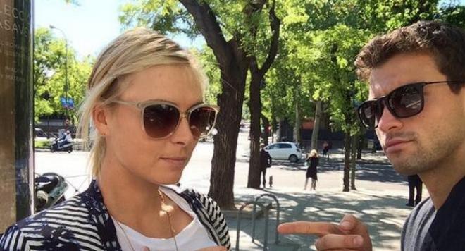 Шарапова: С Гришо трудно поддържаме връзката си