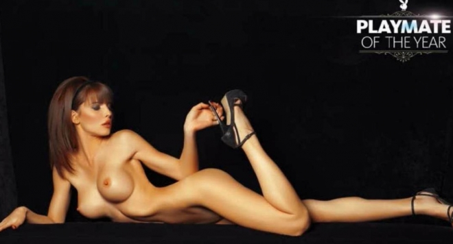 Новата Мис Плеймейт иска да е като Николета Лозанова