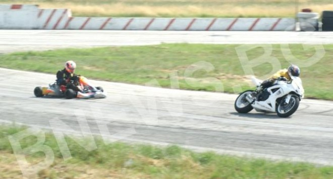 Speed show 2010 взе жертва