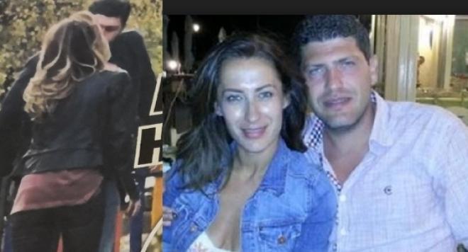 Биляна Гавазова се натиска с мъжа си насред детска площадка