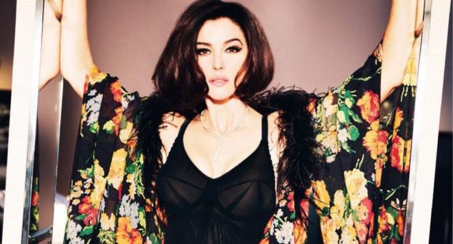 Моника Белучи проговори за развода си