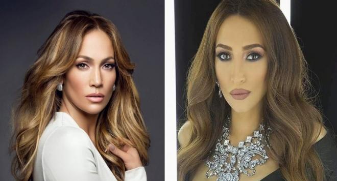 Сравняват певицата Таня Маринова с Дженифър Лопес! (Снимки)