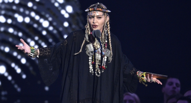 Мадона обяви името на новия си албум