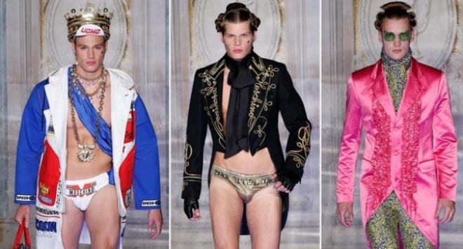 Нова мода - ум да ти зайде! Къде да се облечете така (30 снимки)