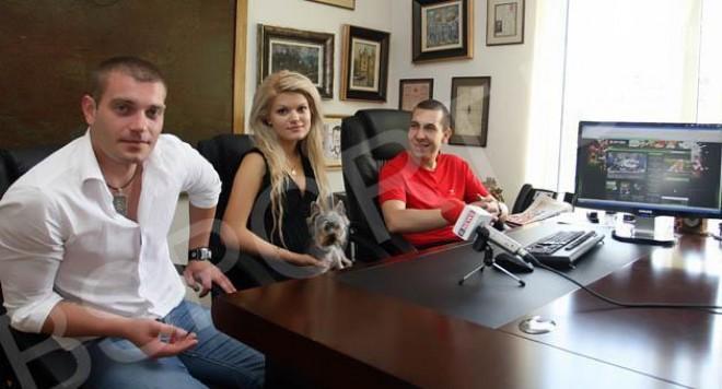 Вероника Стефанова: Кристиано Роналдо ме привлича със суетността си