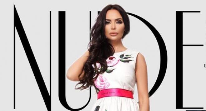 Най-красивата българка Мари Вачева - корица на пролетния NUDE